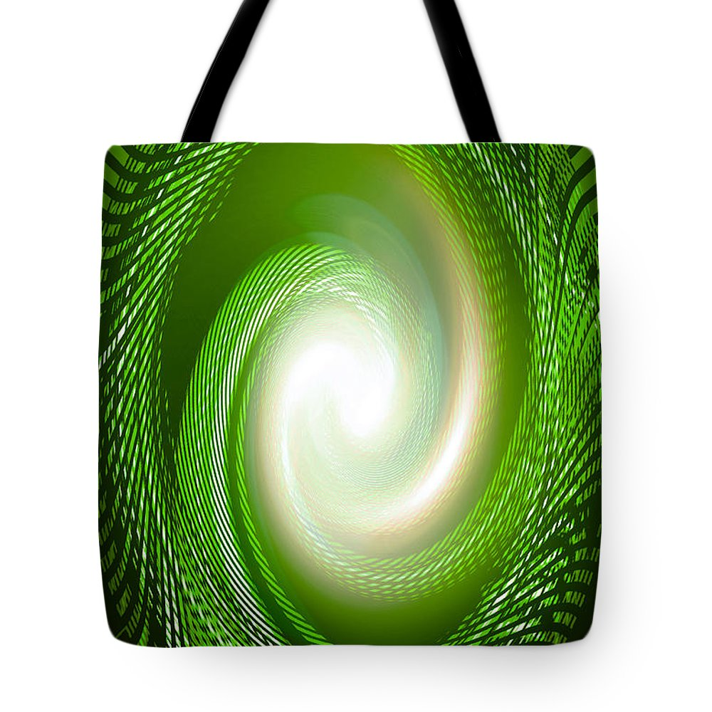 Moveonart! christmaswish2 Digital Abstract Art By Artrist Jacob Kane Kanduch -- Omnetra -- Moveonart! Usa Tote Bag featuring the digital art Moveonart Christmaswish2 by Jacob Kanduch