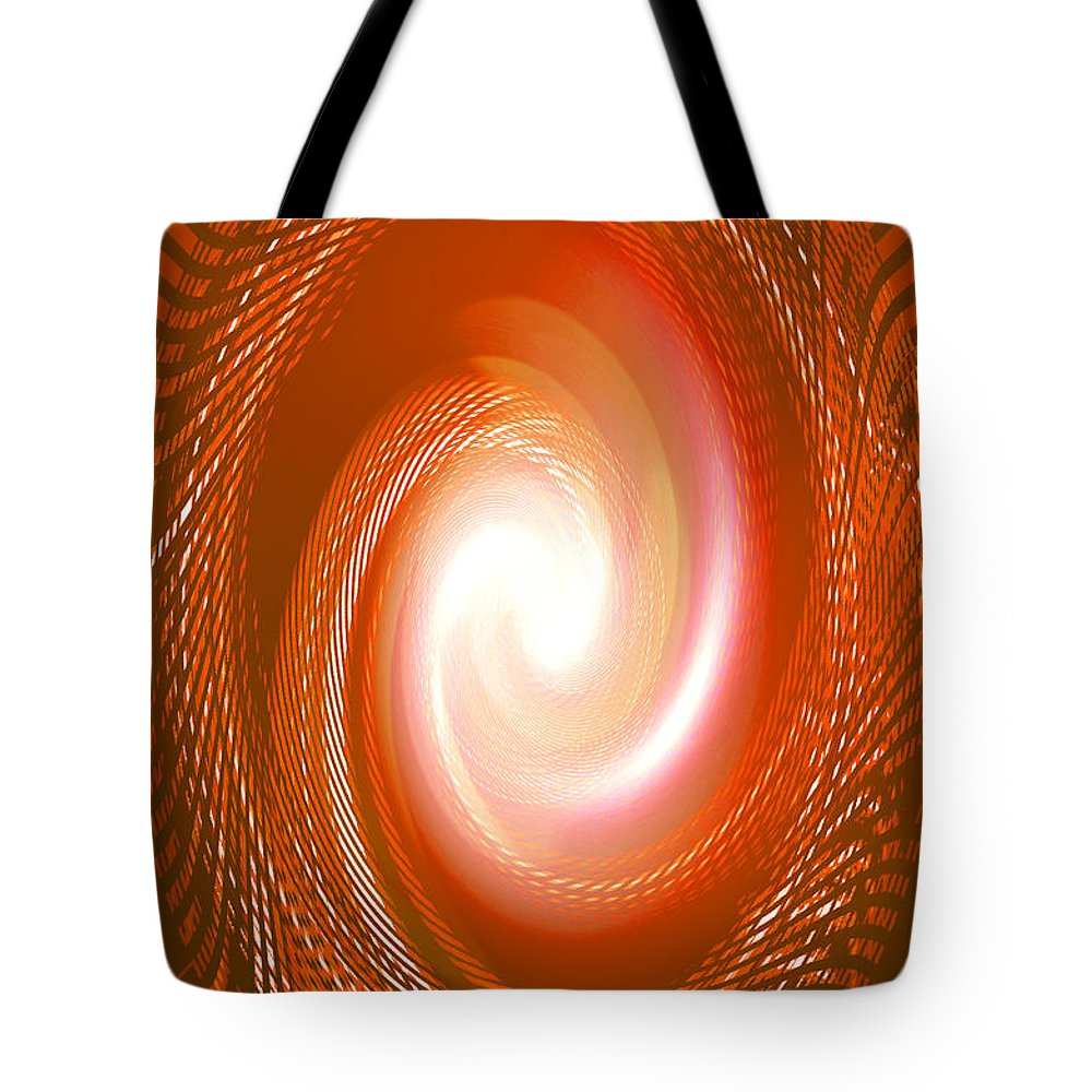 Moveonart! christmaswish3 Digital Abstract Art By Artist Jacob Kane Kanduch -- Omnetra -- At Moveonart! Usa Tote Bag featuring the digital art Moveonart Christmaswish3 by Jacob Kanduch