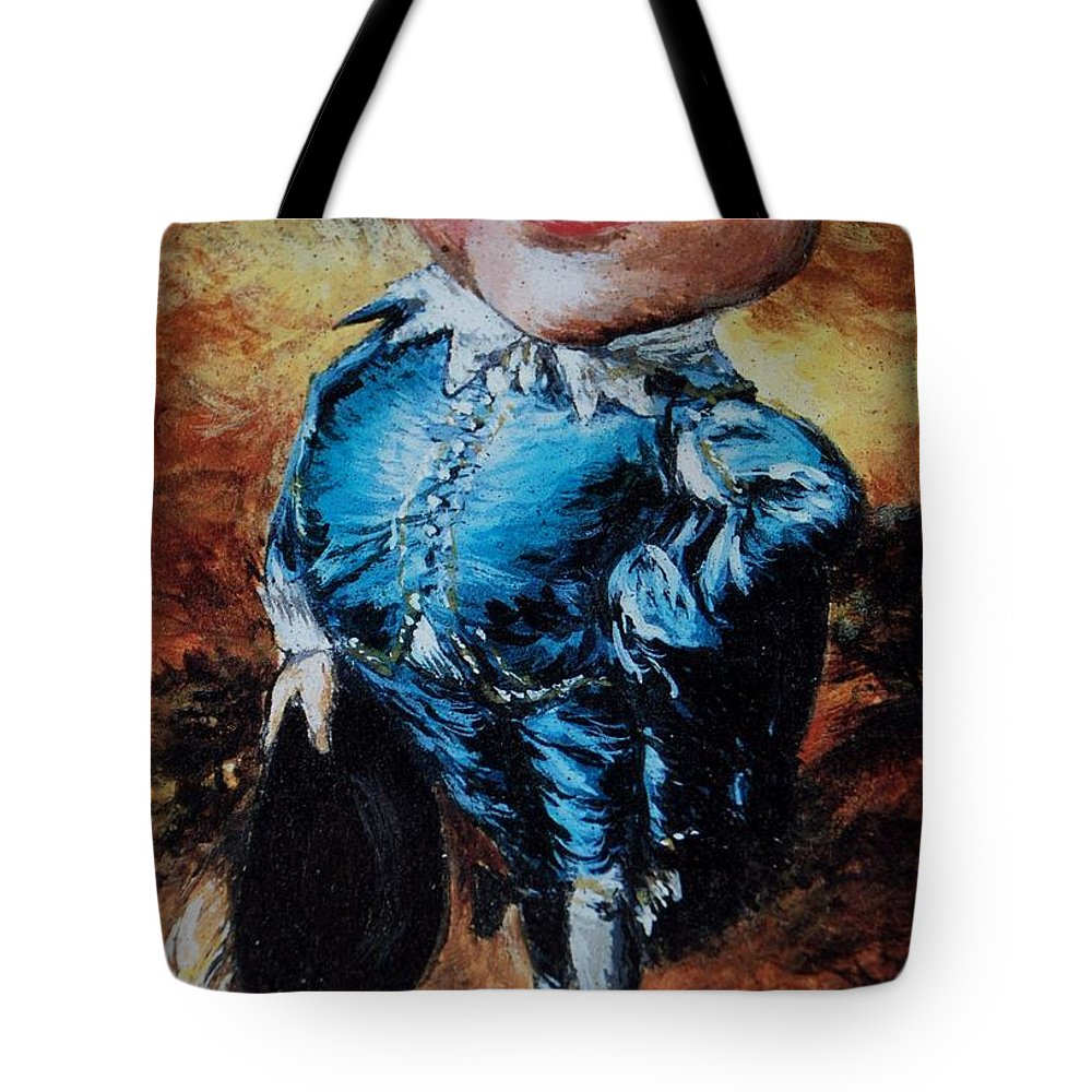 Mr Toad Tote Bag featuring the photograph Mr Toad by Rob Hans