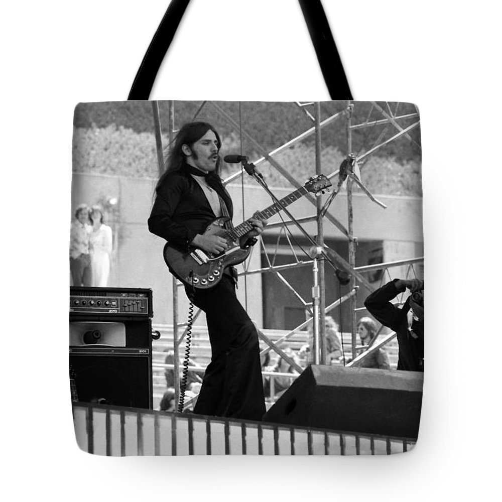 Frank Marino Tote Bag featuring the photograph Mrdog #22 by Ben Upham