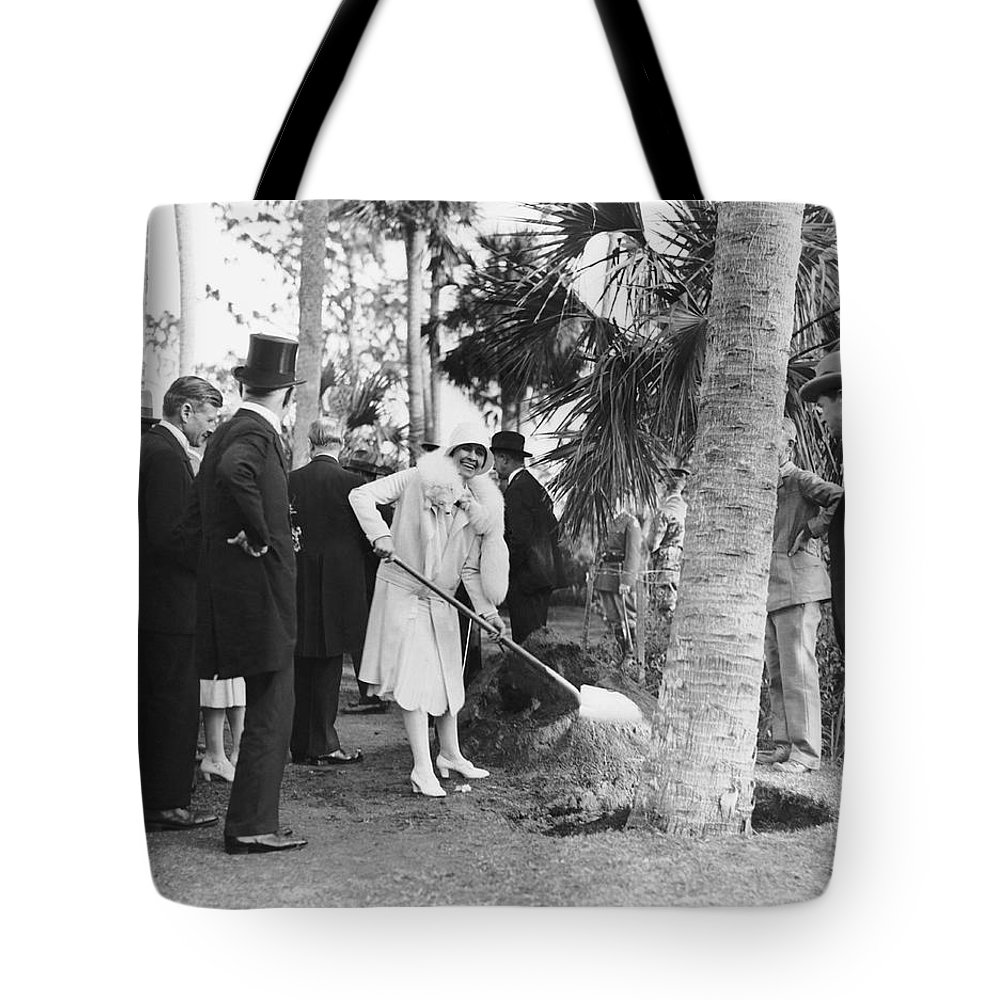 Coolidge Photographs Tote Bags