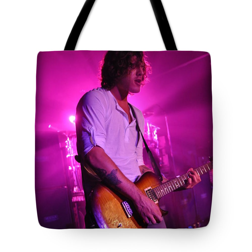 The Museum Tote Bag featuring the photograph Museum-w-andy Davis-2494 by Gary Gingrich Galleries