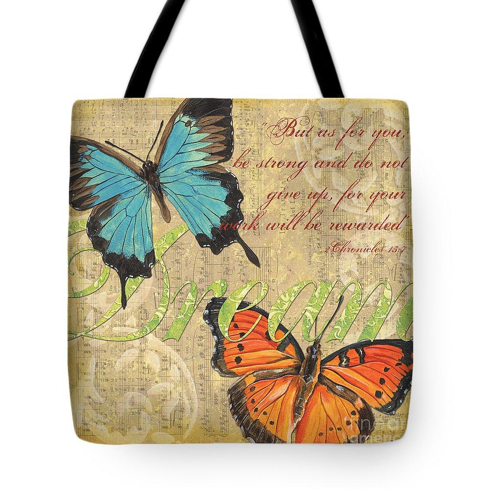 Wildlife Paintings Tote Bags