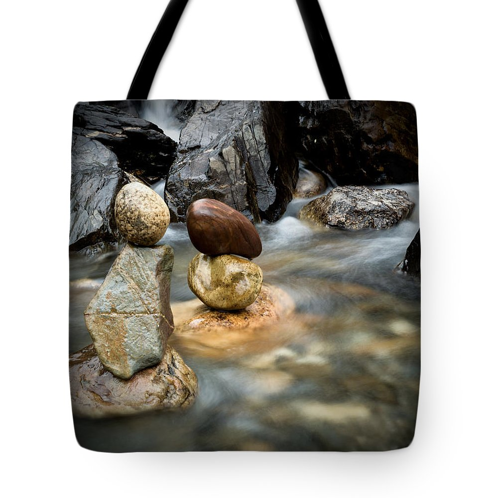 River Tote Bag featuring the photograph Mystic River S2 Vii by Marco Oliveira