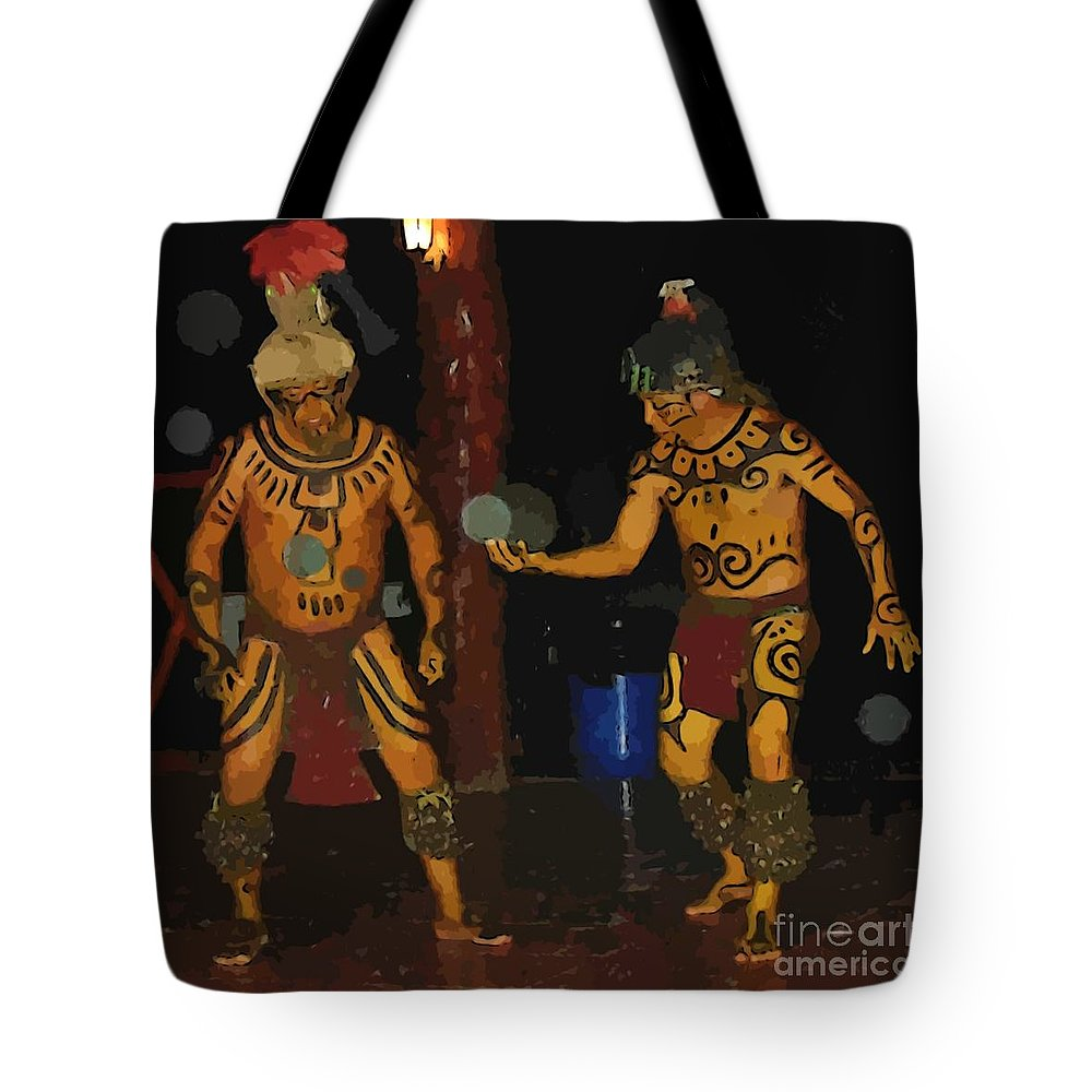 Mystical Tote Bag featuring the photograph Mystical by John Malone