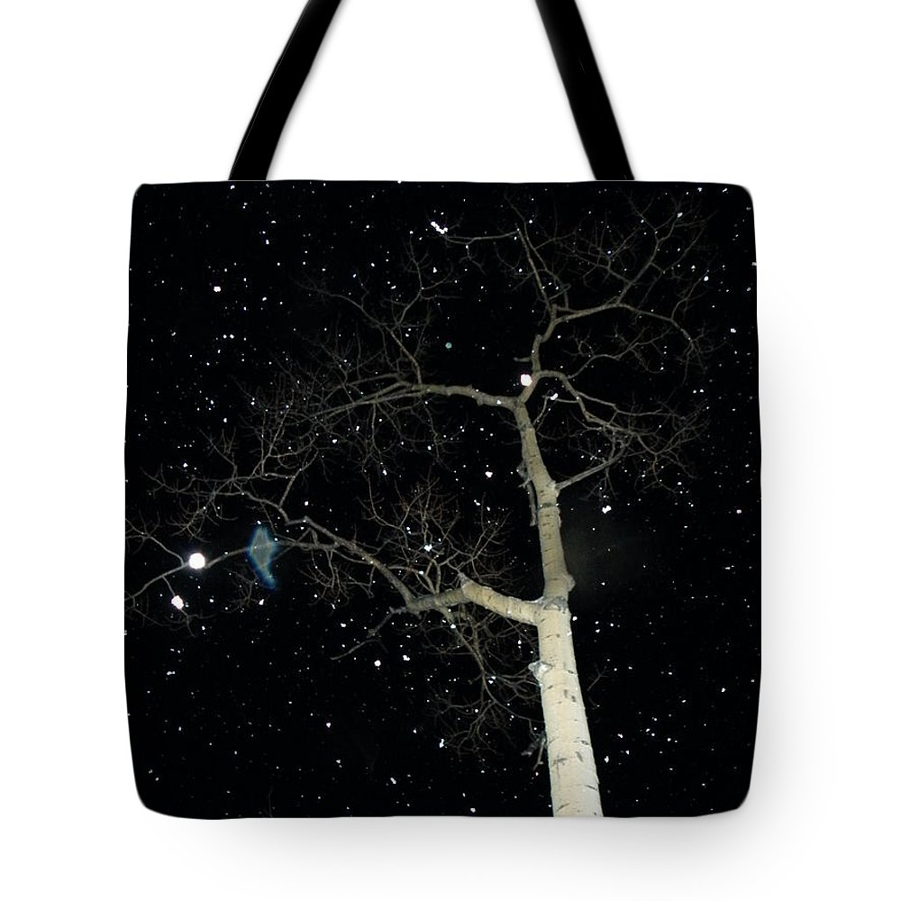 Naked Tote Bag featuring the photograph Naked Ambition by Brian Boyle