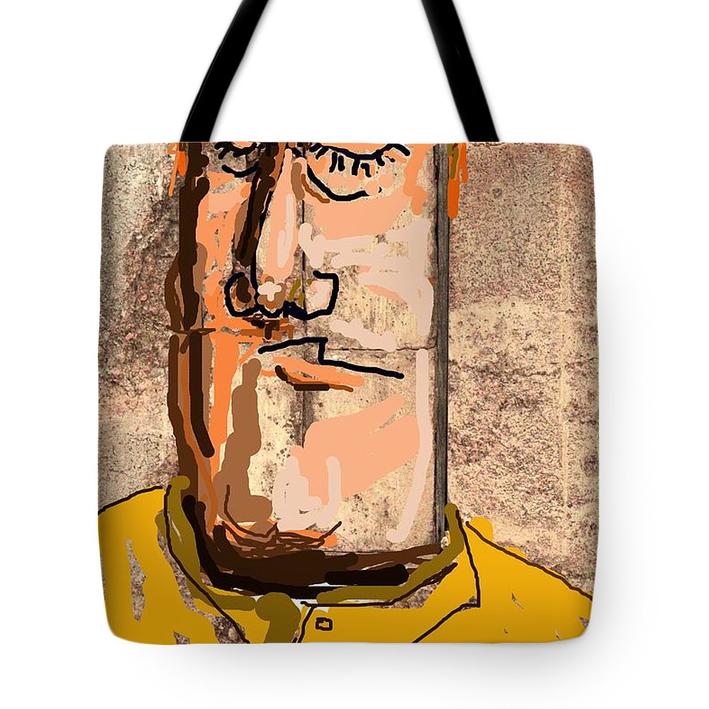 Psychiatric Disorder Print Tote Bag featuring the photograph Narcolepsy by Joe Jake Pratt