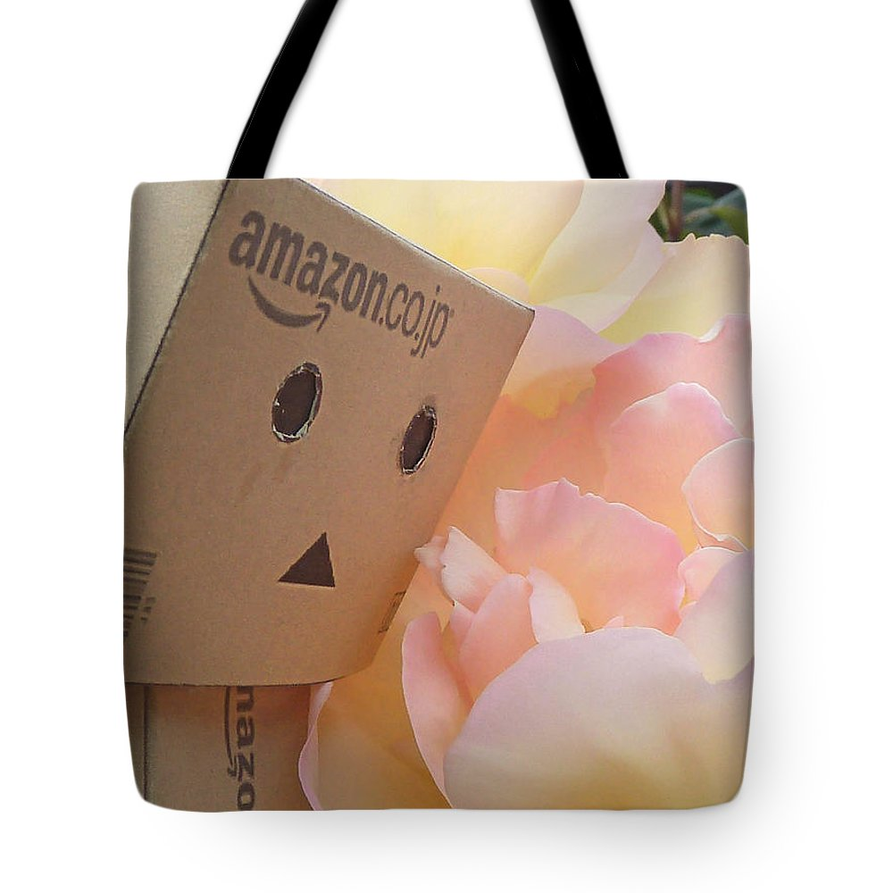Nature Tote Bag featuring the photograph Nature Study by Steve Taylor
