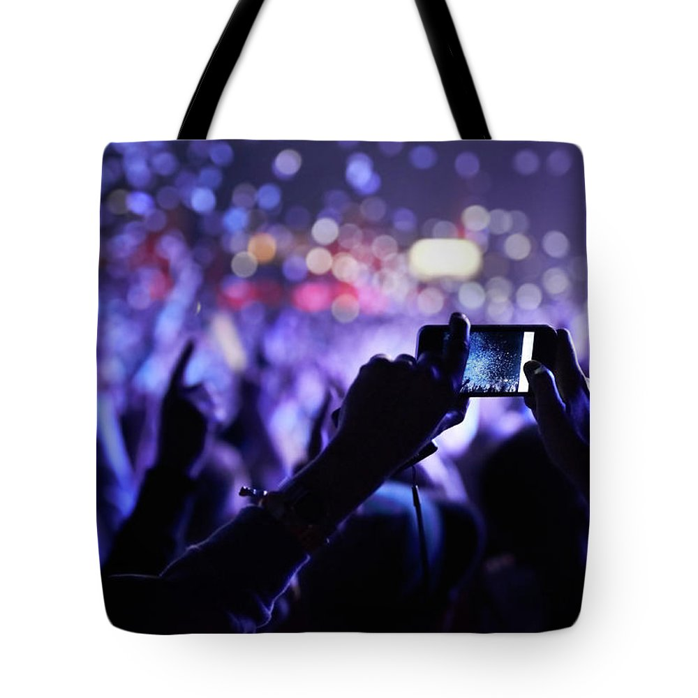 Event Tote Bag featuring the photograph Never Forget This Moment by Peopleimages