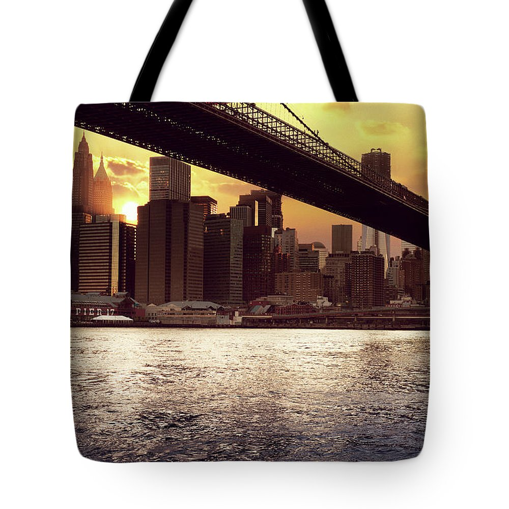 Tranquility Tote Bag featuring the photograph New Beginnings by Aleks Ivic Visuals