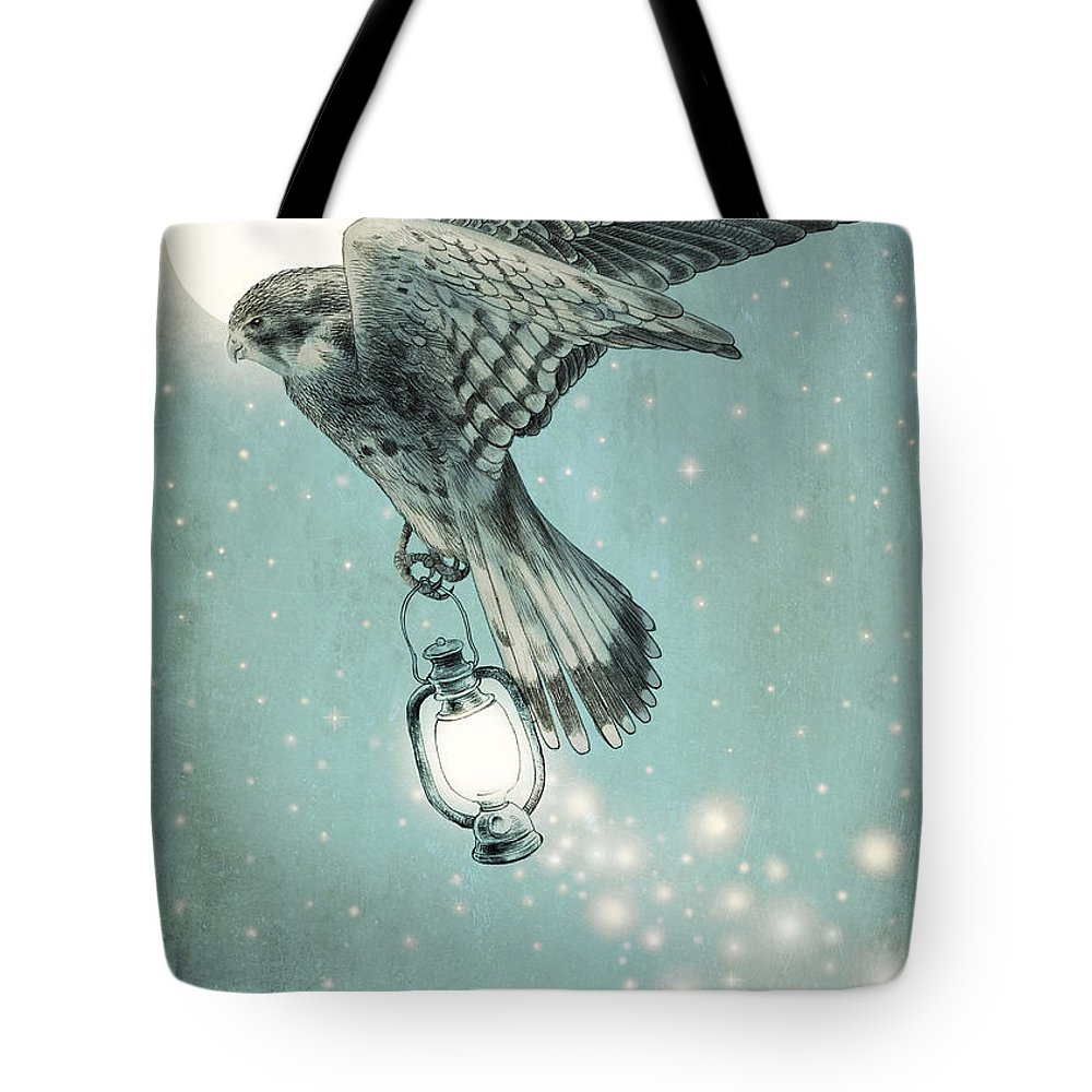 Magical Drawings Tote Bags