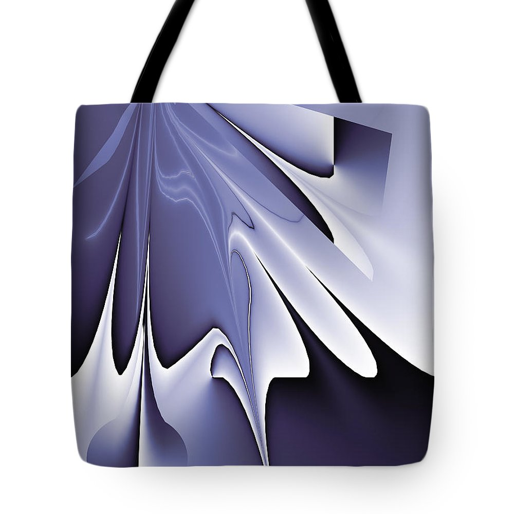 Tote Bag featuring the digital art No. 811 by John Grieder