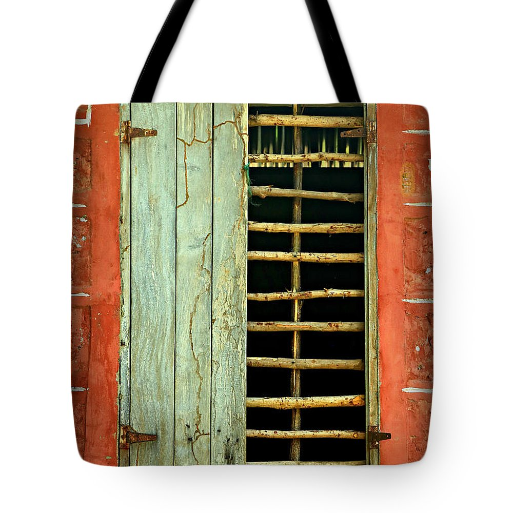 Courage Tote Bag featuring the photograph No Longer In Bondage by Stephen Stookey