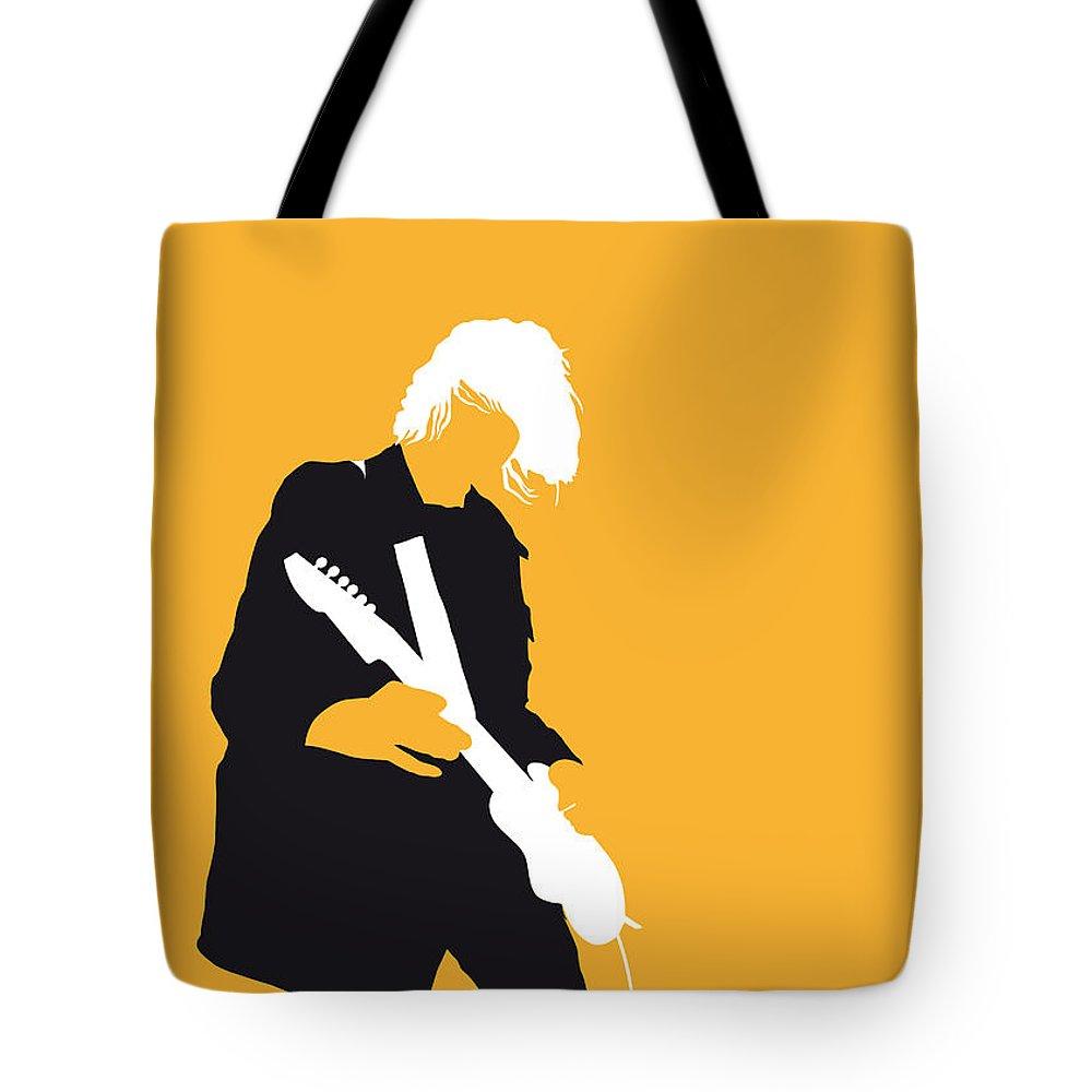 No004 My Nirvana Minimal Music Poster Tote Bag for Sale by Chungkong Art