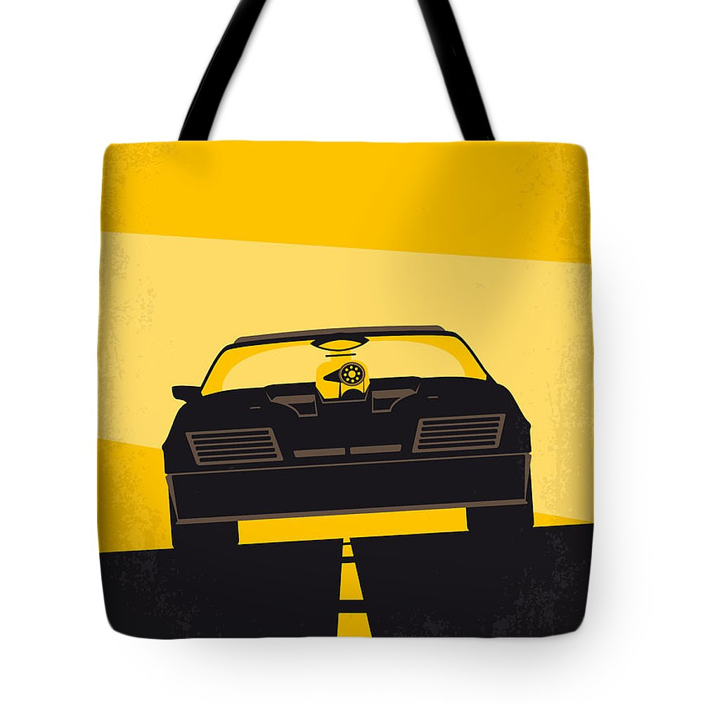 No051 My Mad Max Minimal Movie Poster Tote Bag for Sale by Chungkong Art