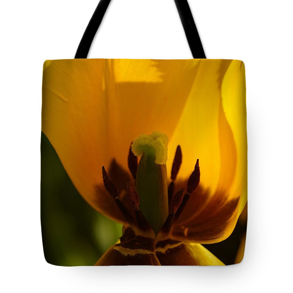 Flowers Tote Bag featuring the photograph Not In There by Jeffery L Bowers