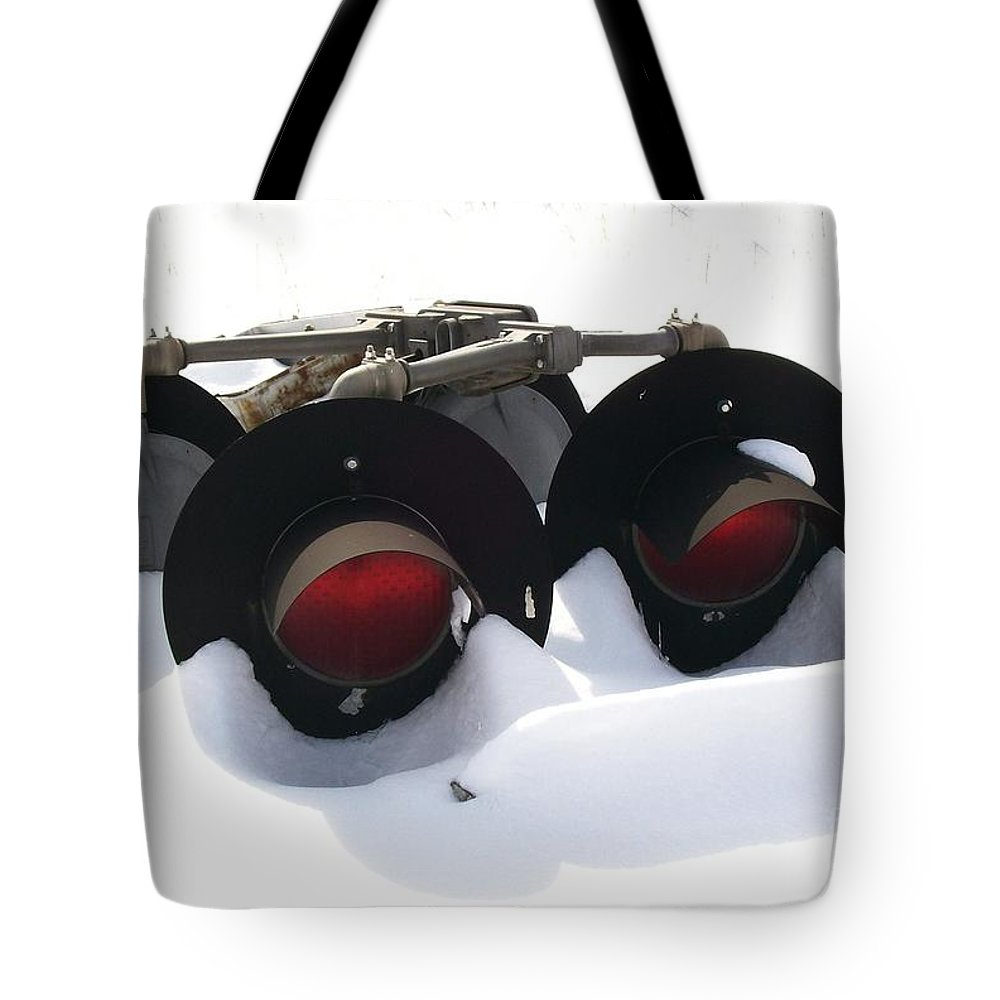 Lights Tote Bag featuring the photograph Nothin But Lights by Sara Raber
