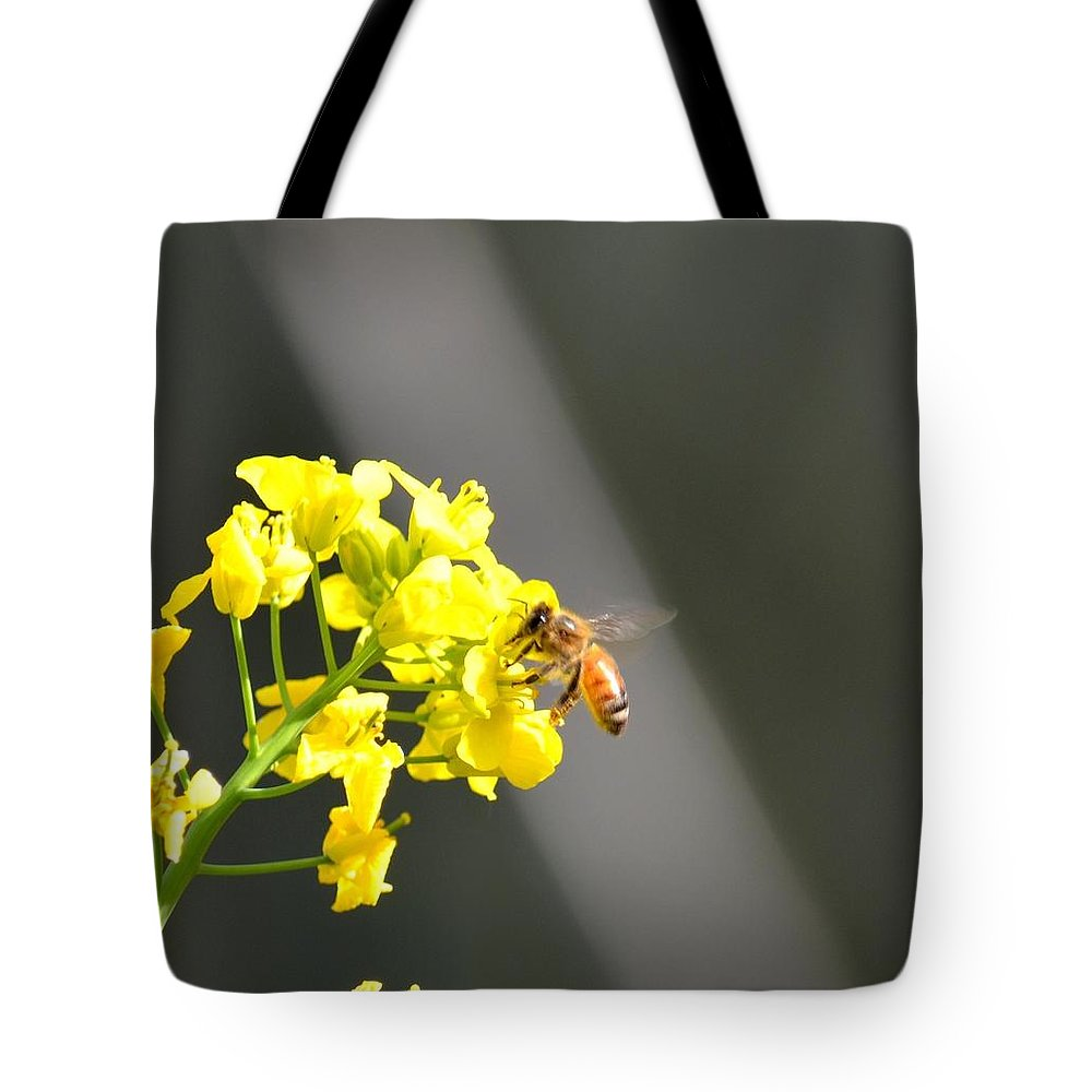 Nourished By Nature Tote Bag featuring the photograph Nourished By Nature by Maria Urso