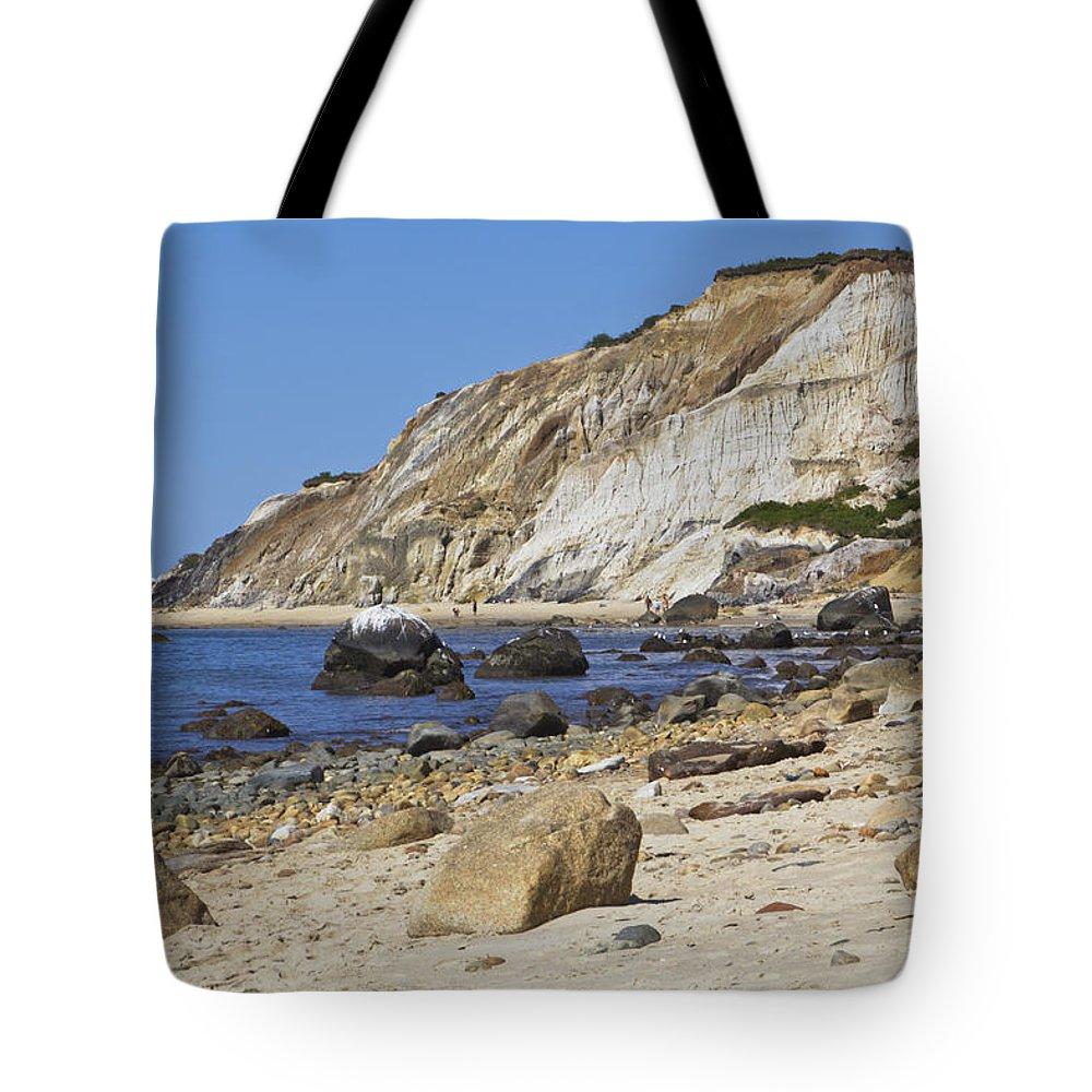 Nude Beach At Gay Head Tote Bag