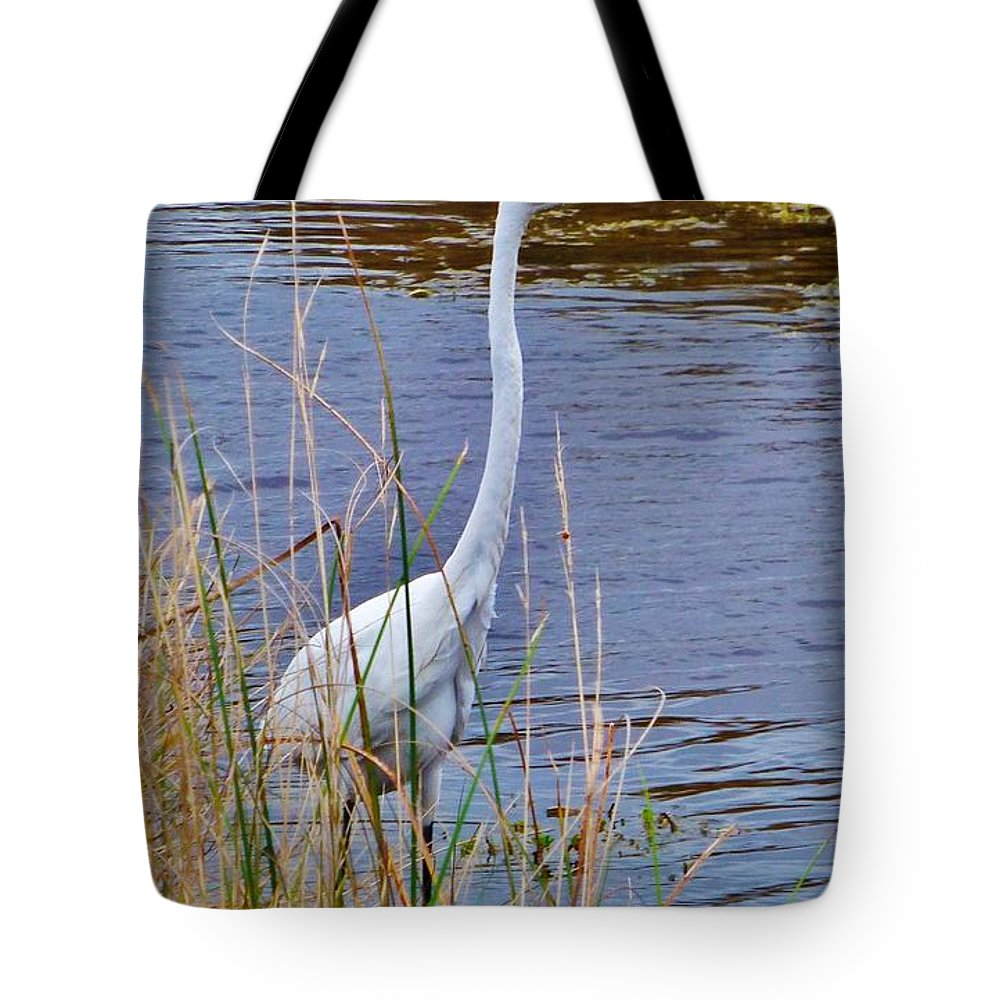 Ocean Tote Bag featuring the photograph Ocean Bird by Holly Dwyer