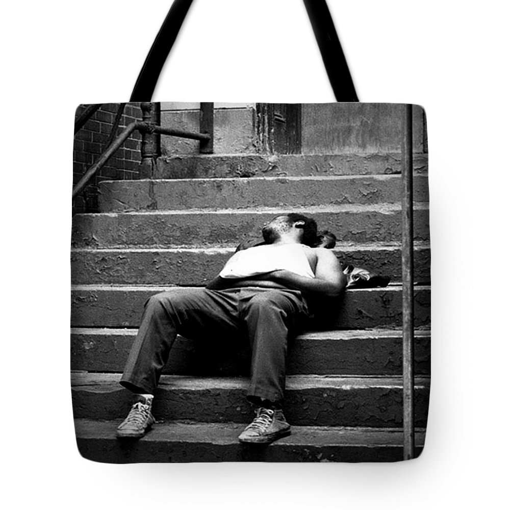 Man Tote Bag featuring the photograph Off Rush by Terry Fiala