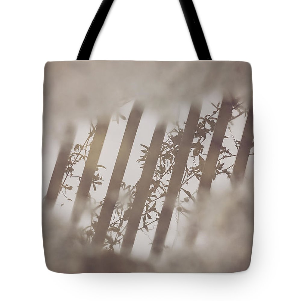 Rain Tote Bag featuring the photograph Oh My Gosh A Rain Puddle In California by Angela Stanton