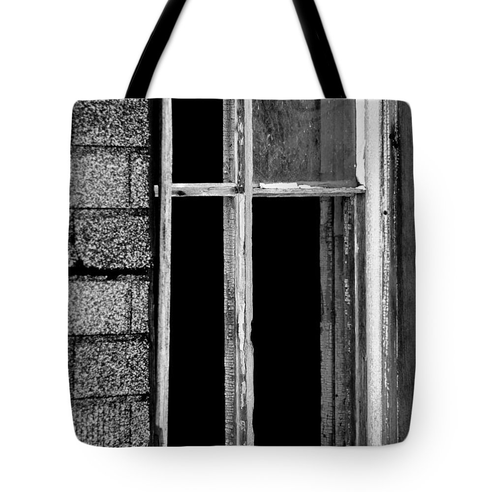Old Tote Bag featuring the photograph Old Window 2 by Tara Lynn