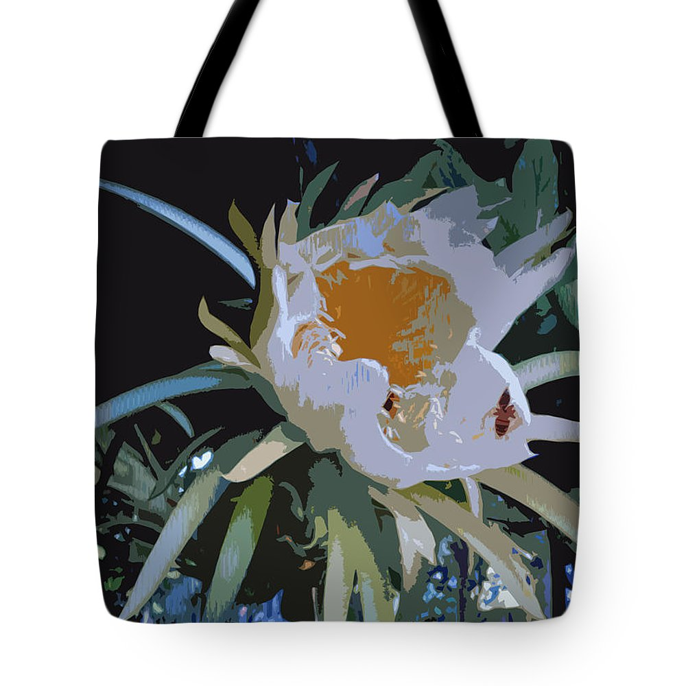 Nature Tote Bag featuring the photograph Oleander by John Schneider