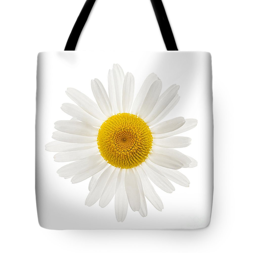 Common Daisy Tote Bags