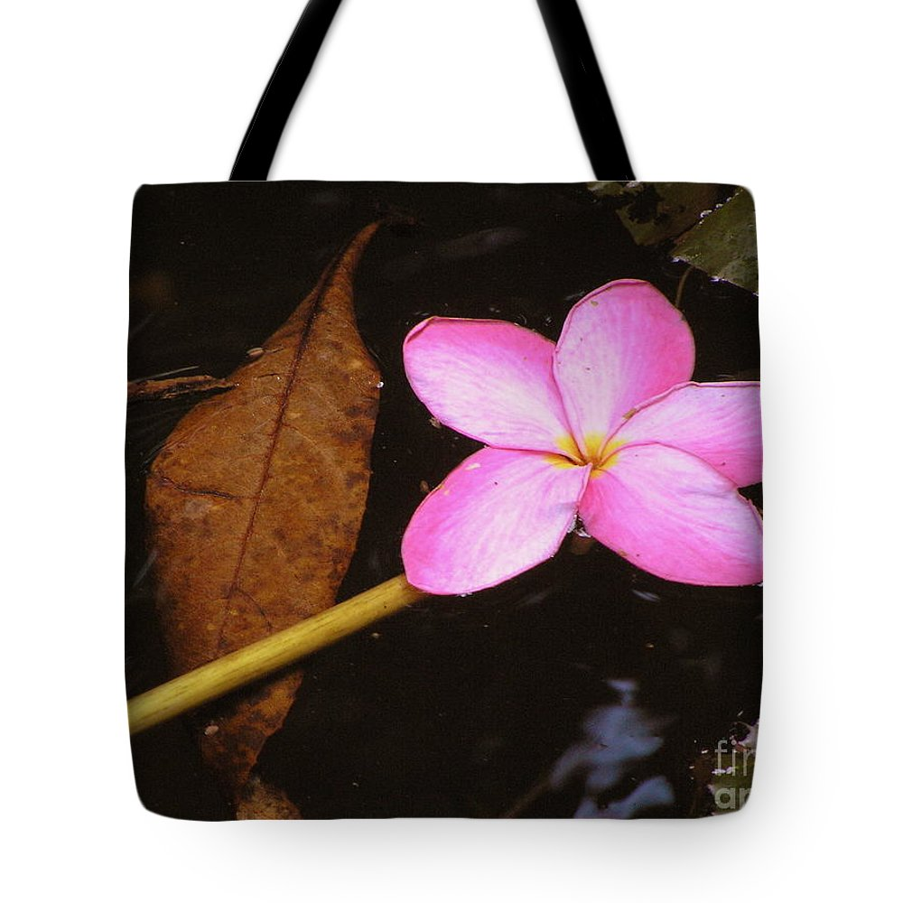 Flora Tote Bag featuring the photograph Oriental Touch by Irina Davis