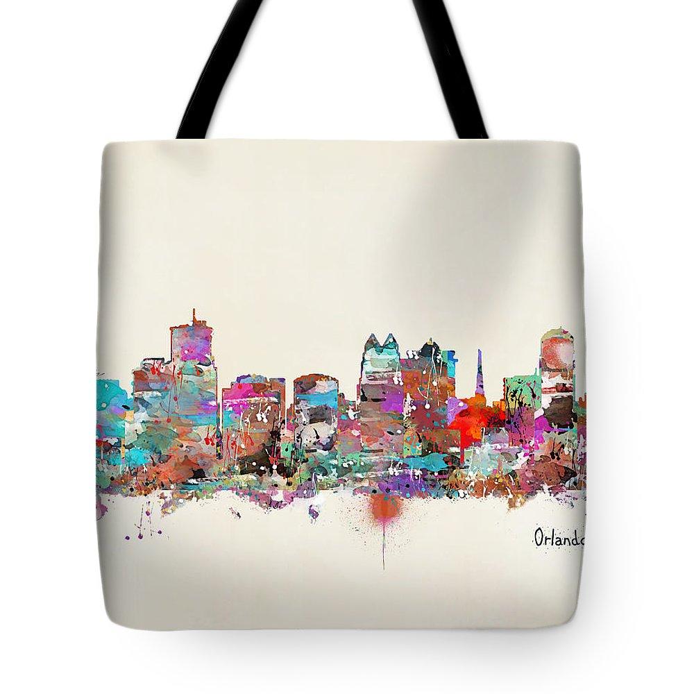 Orlando Tote Bags