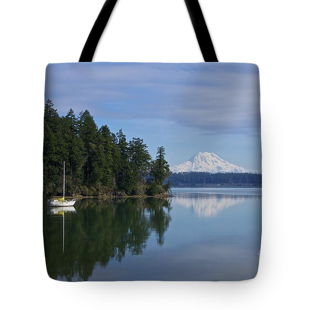 Photography Tote Bag featuring the photograph Oro Bay IIi by Sean Griffin