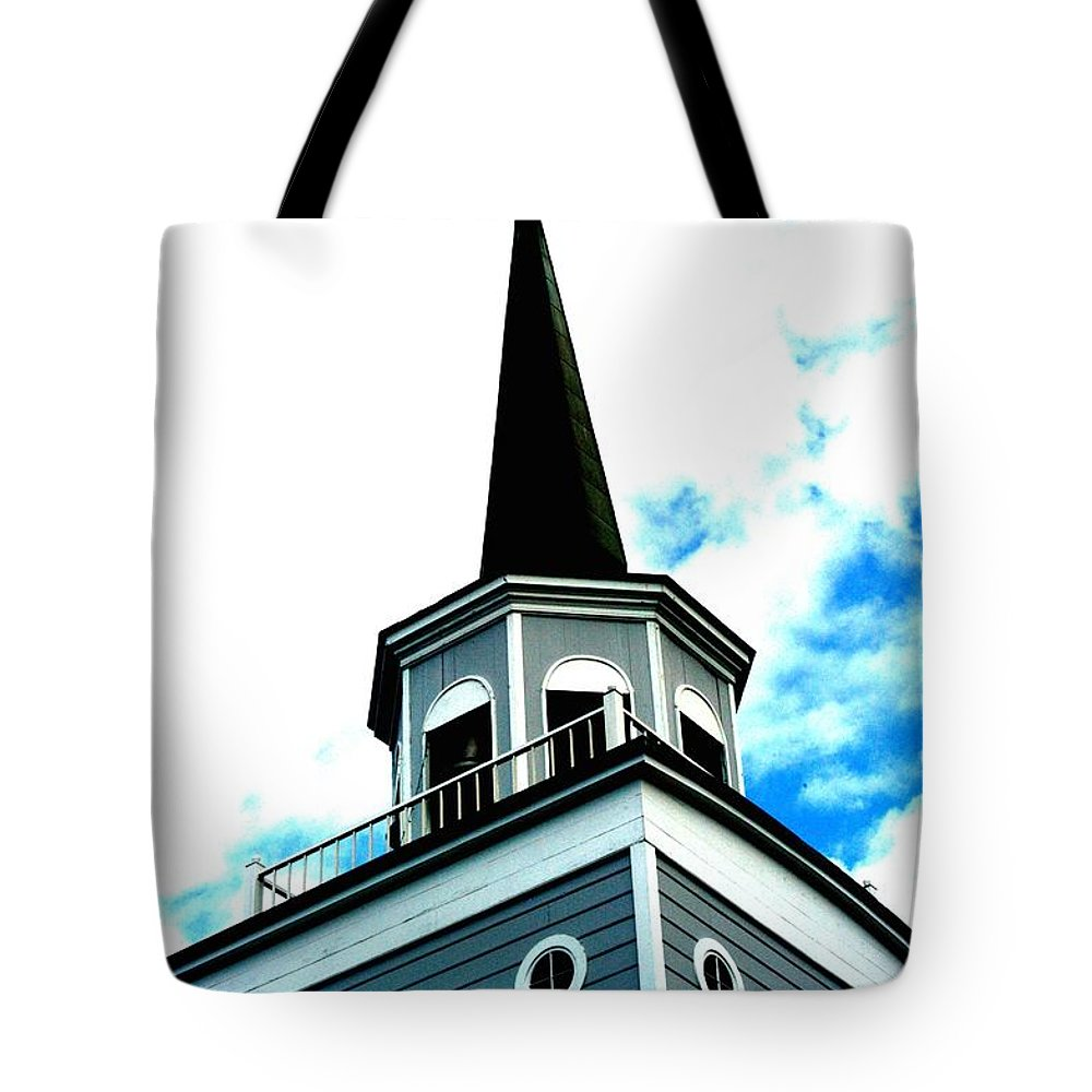 Alaska Tote Bag featuring the photograph Orthodox by Joseph Yarbrough