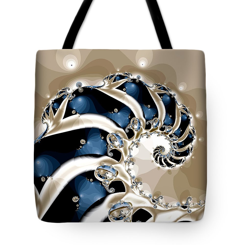 Fine Art Tote Bag featuring the photograph Osteodiplopada by Kevin Trow