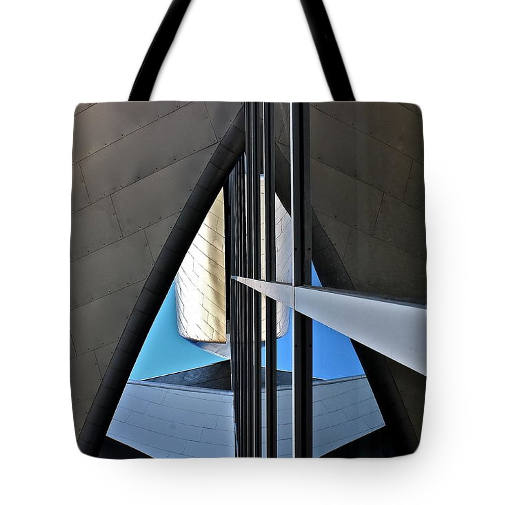 Art Tote Bag featuring the photograph Outer Space 2 by Linda Bianic