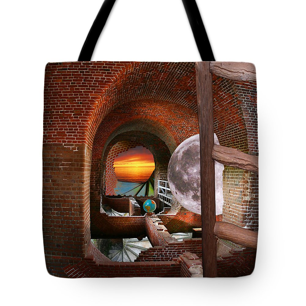 S Carolina Tote Bag featuring the photograph Overall Master Plan by Greg Wells
