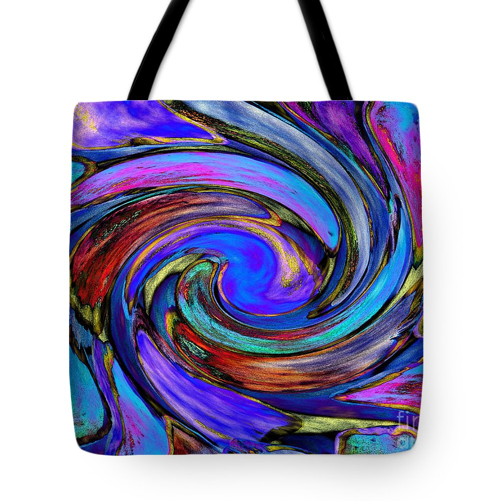 Diane Dimarco Art Tote Bag featuring the photograph P-chios 2 by Diane DiMarco