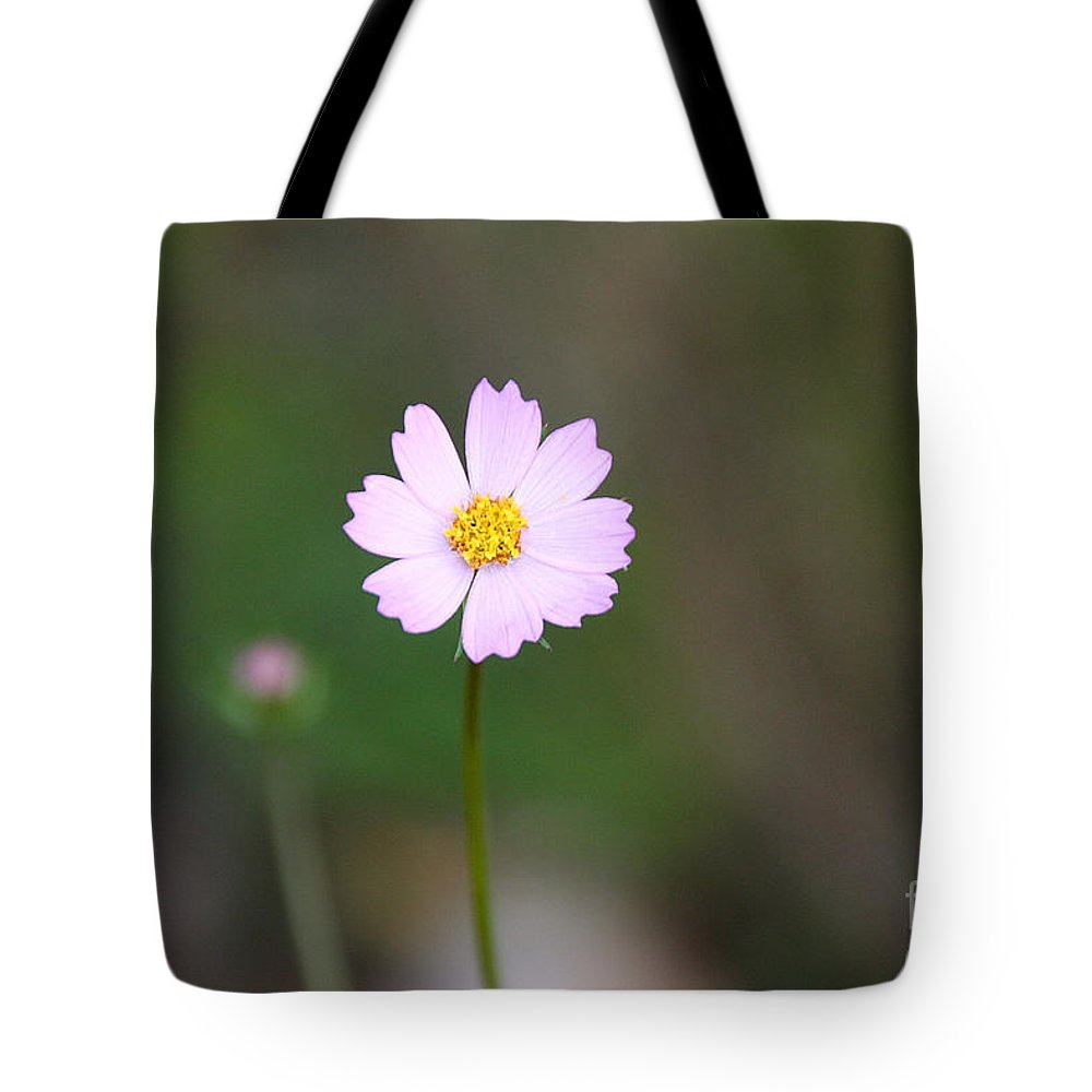 Flower Tote Bag featuring the photograph Painted Desert Floral by Susan Herber