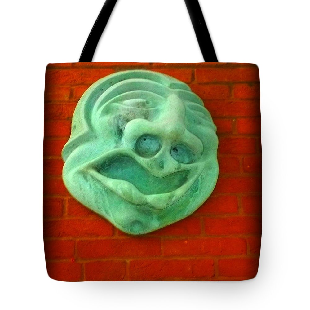 Tote Bag featuring the photograph Panic by Kelly Awad