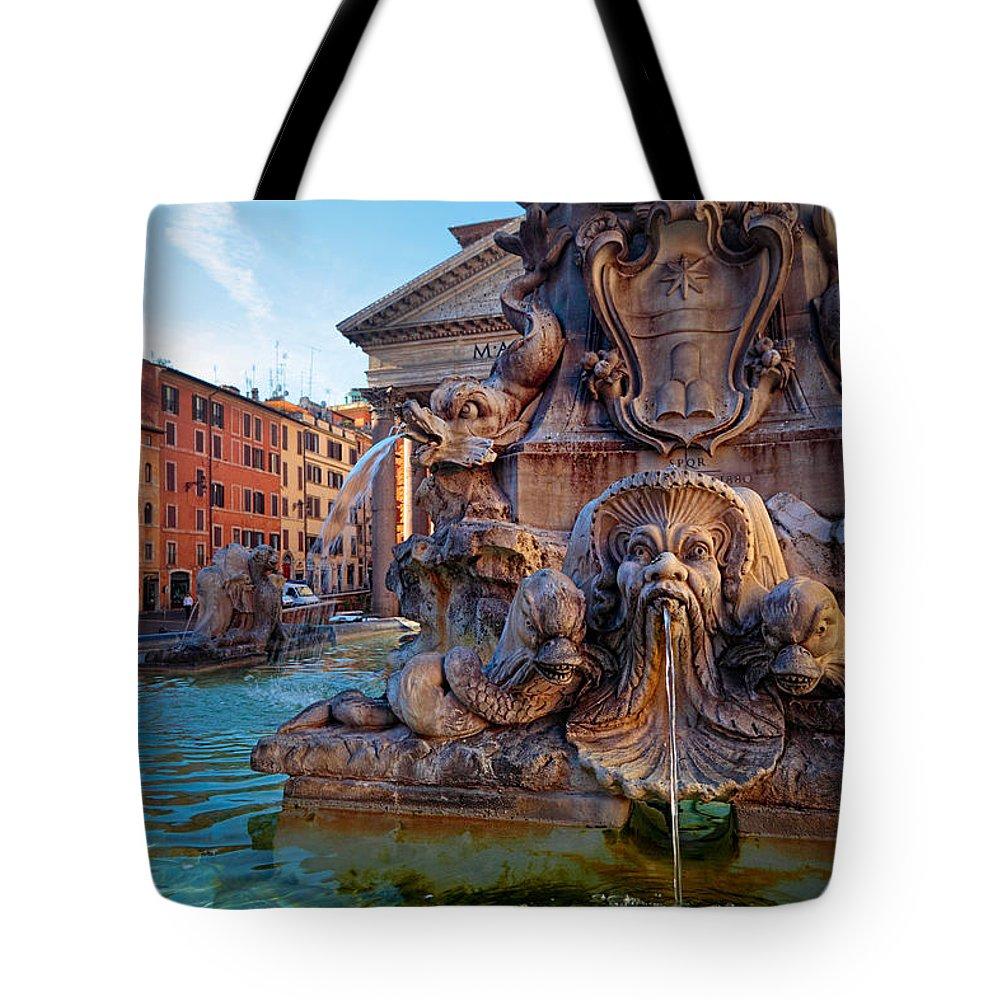 Rome Tote Bags