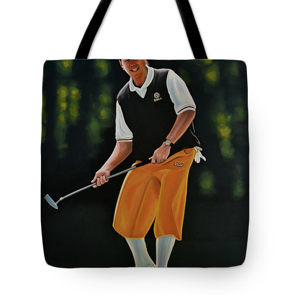 Accident Paintings Tote Bags
