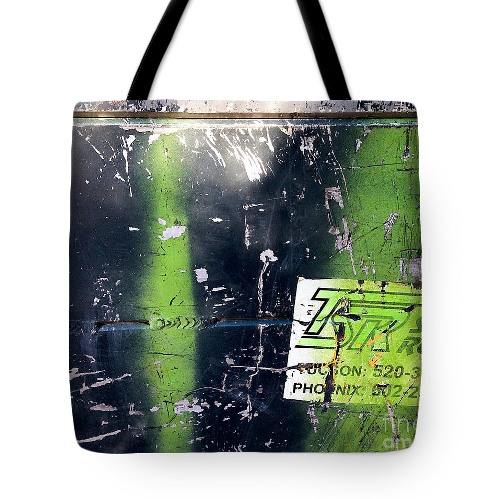 Evergreen Tote Bag featuring the photograph Pc 85 by Marlene Burns