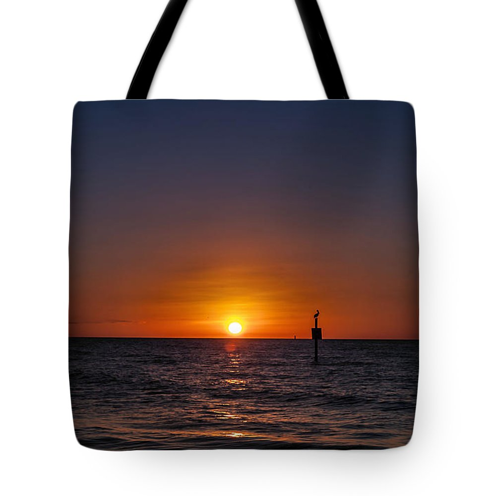 Nature Tote Bag featuring the photograph Peace by Steven Reed