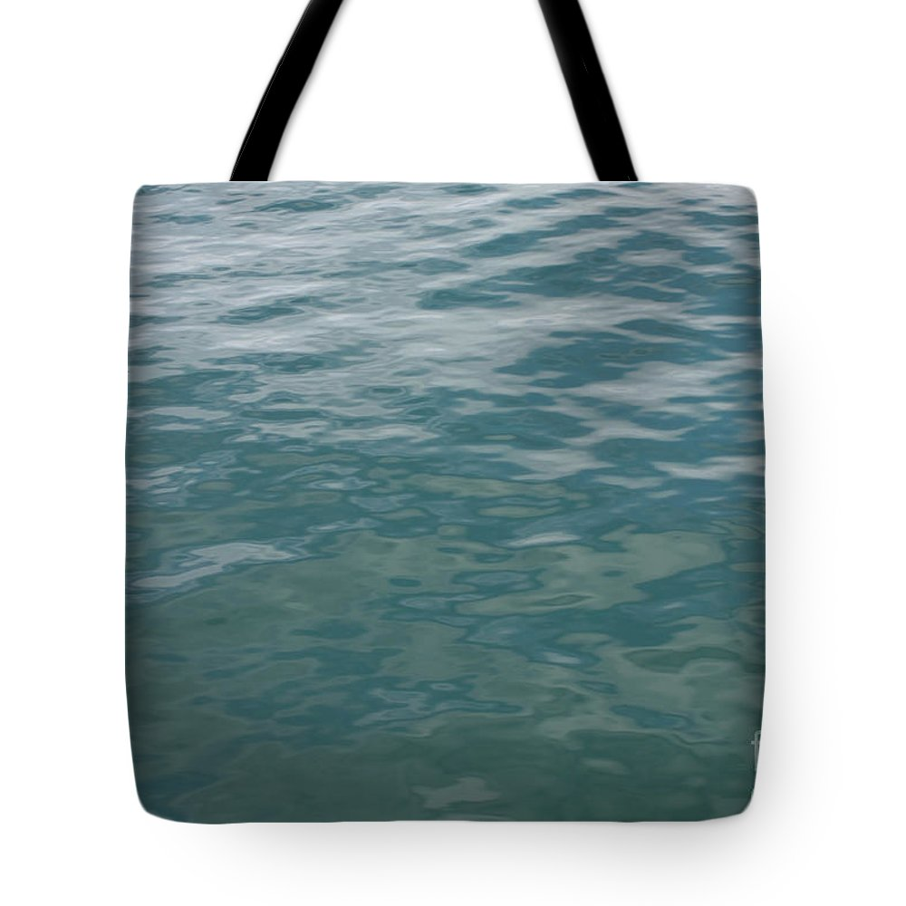 Water Tote Bag featuring the photograph Peaceful Water by Carol Groenen