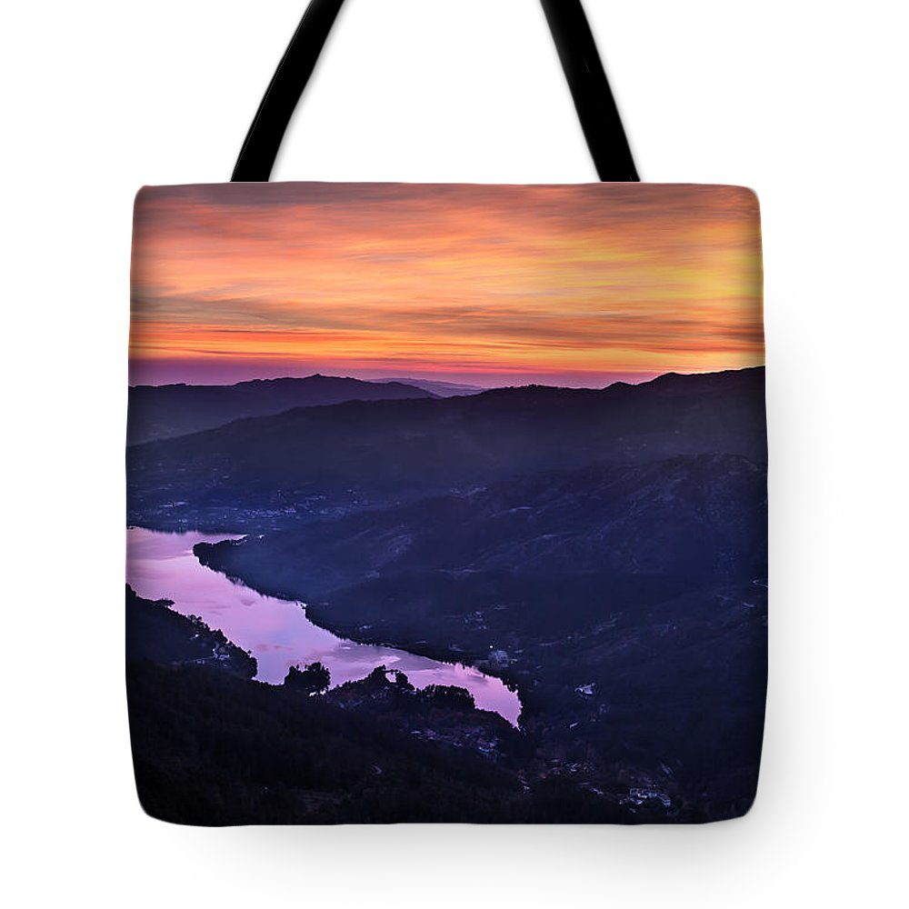Mountain Tote Bag featuring the photograph Pedra Bela by Edgar Laureano