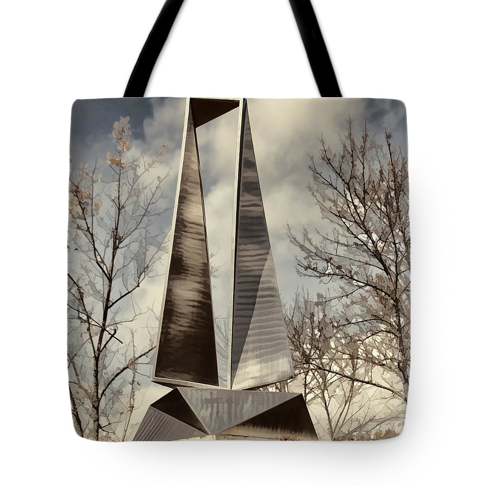 Phase I Tote Bag featuring the photograph Phase I by Phyllis Taylor