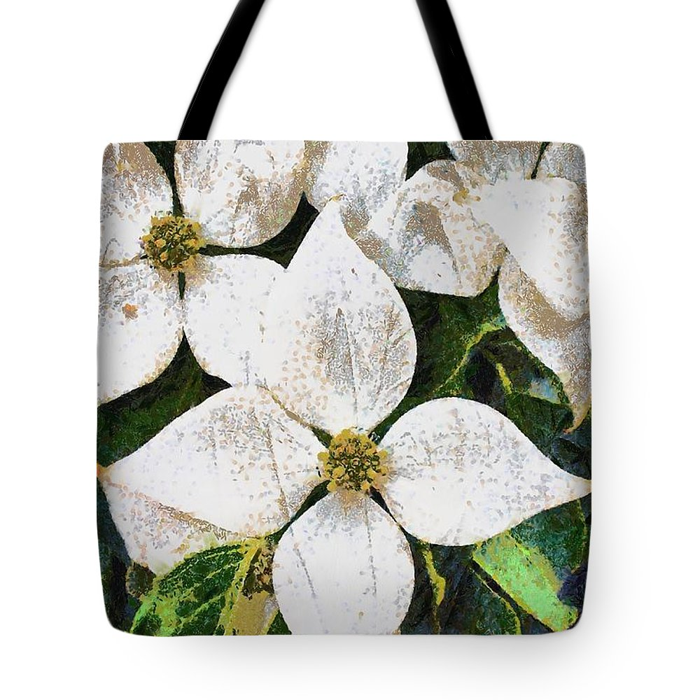 Jesus Tote Bag featuring the digital art Philippians 4 7 by Michelle Greene Wheeler