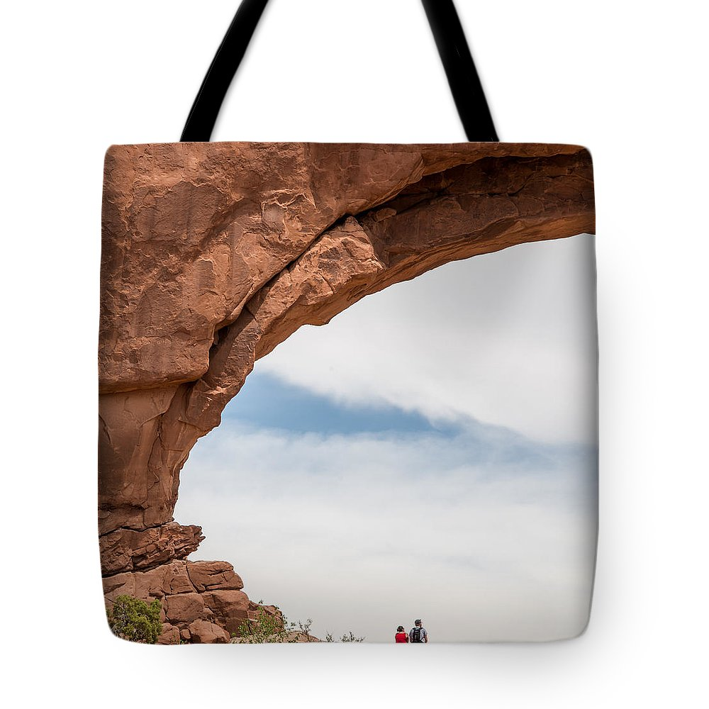 Picnic Tote Bag featuring the photograph Picnic Of Possibilities by Alex Lapidus