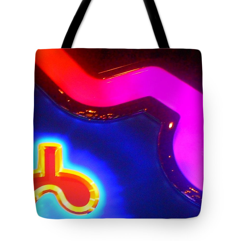 Color Tote Bag featuring the photograph Pipe Dream by James Welch