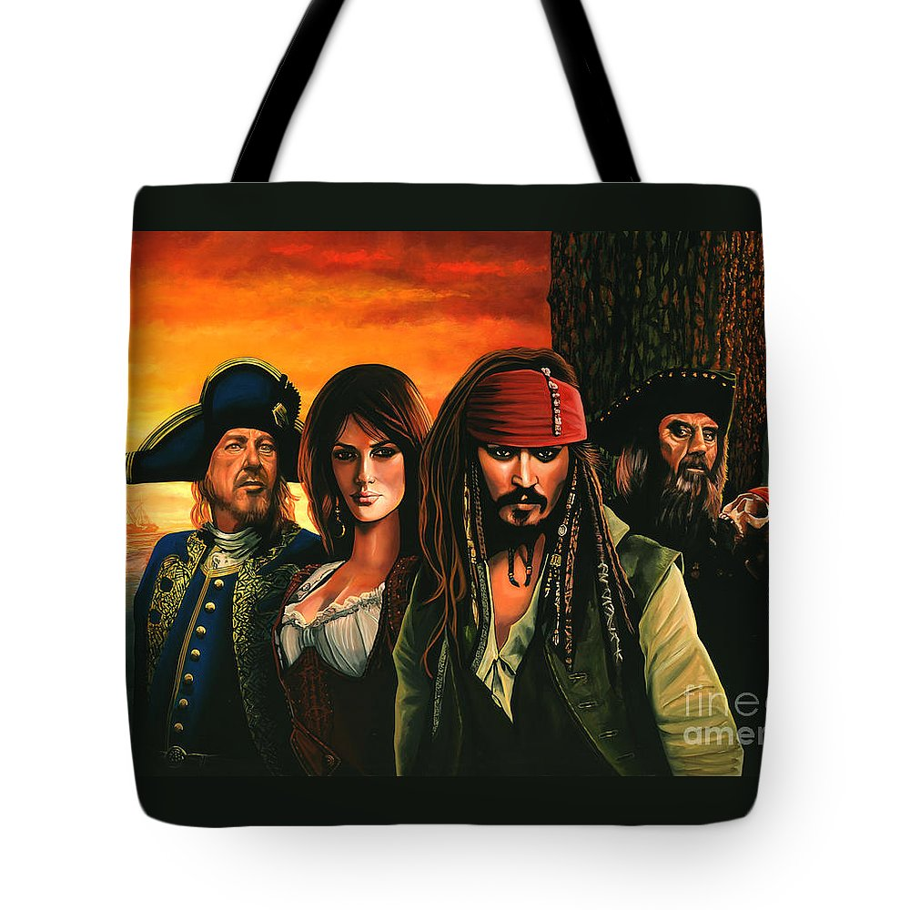 Orlando Bloom Tote Bags